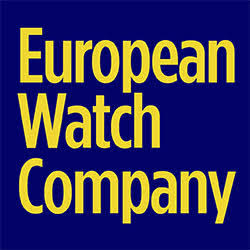 European Watch Company Logo